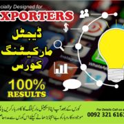 Business Digital Marketing for Export Diploma Course in Sialkot 3