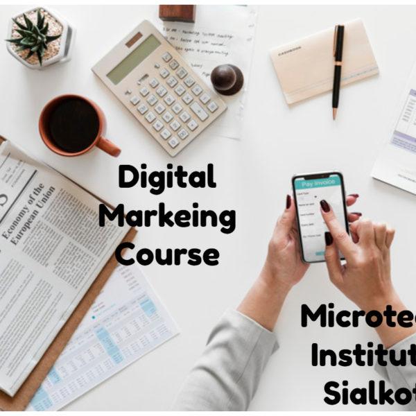 Digital Marketing Course in Sialkot